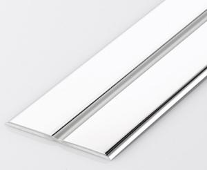 Профиль M50 угловой Silver  50х2705 мм