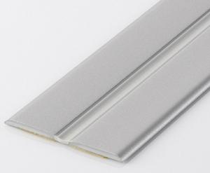 Профиль M50 угловой Silver PF met 50х2705 мм