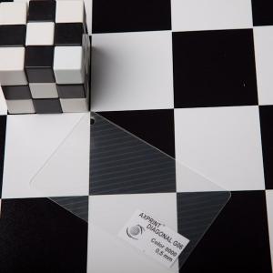Полипропилен Diagonal прозрачный 0,5х700х1000 G06 Axprint