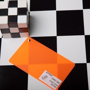 Полипропилен Tonic оранжевый 0,5х700х1000 G02 Axprint