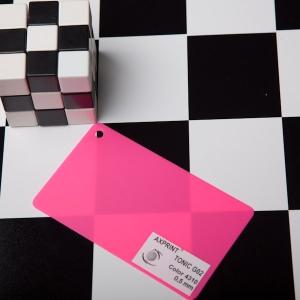Полипропилен Tonic розовый 0,5х700х1000 G02 Axprint