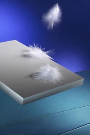 ПВХ белый 3х2030х3050мм, SIMOPOR-ULTRALIGHT