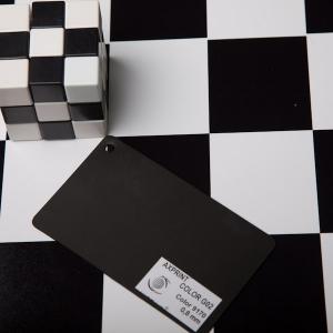 Полипропилен черный 0,4х700х1000 G02 Axprint
