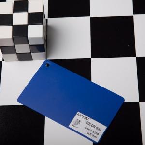 Полипропилен синий 0,4х700х1000 G02 Axprint