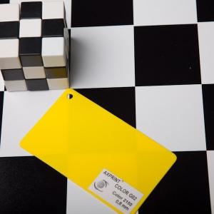 Полипропилен желтый 0,4х700х1000 G02 Axprint
