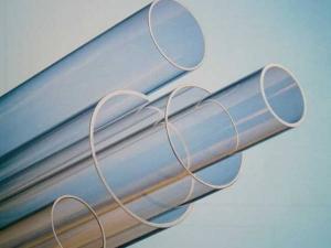 Труба акриловая экструз. прозр. 80*3мм, 2,05м