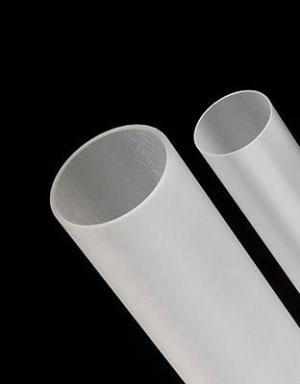 Труба акриловая сатин 200*3мм, 2м