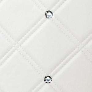 SIBU Cristal Rombo 85 Bianco/Silver 3,8х1000х2612мм  с клеем