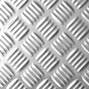 SIBU Step 5 Silver brushed matt AR 1х1000x2612мм