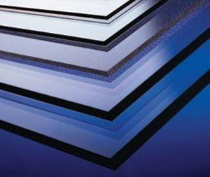 Поликарбонат монолитный прозр. 6х2050х3050мм Monogal UVP