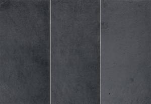 Каменный шпон Black Slate 0,8-2,0x610x1210мм