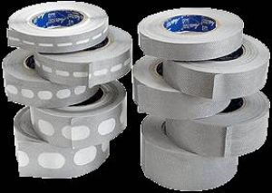 Лента герметизирующая для толщ. 10 и 16мм, рулон (50 пог.м.)