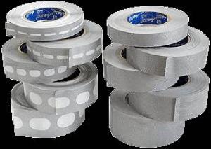 Лента герметизирующая для толщ. 4, 6, 8 мм, рулон (50 пог.м.)