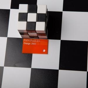 Оргстекло оранжевое Plexiglas GS