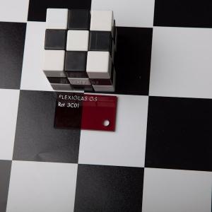 Оргстекло красное Plexiglas GS