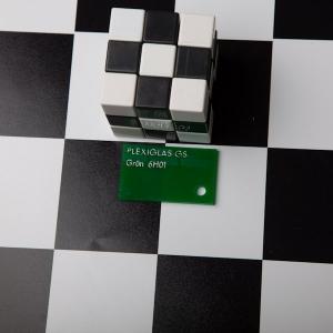 Оргстекло зеленое Plexiglas GS