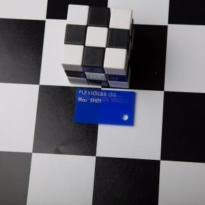 Оргстекло синее Plexiglas GS