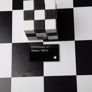 Оргстекло черное Plexiglas XT