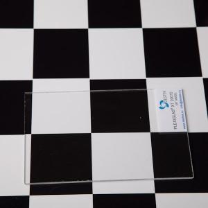 Оргстекло прозрачное экструзионное 3х2050х3050мм