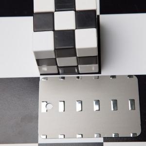 HPL 346/770 ALU Rivet V Steeltone 1,0х1220х3050мм