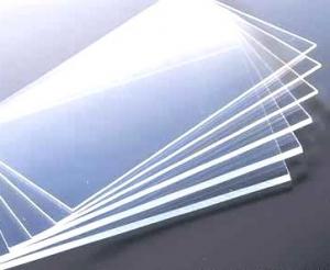 Оргстекло прозрачное 1.5 мм Colibri