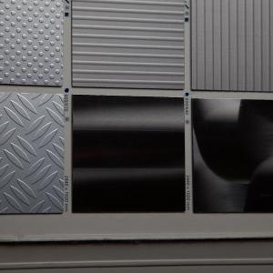 HPL 600/610 Stainless Steel waves 1х1020х2440мм