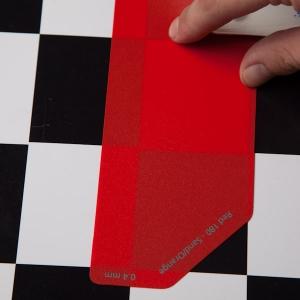 Полипропилен красный 0,4х700х1000 MAPAL