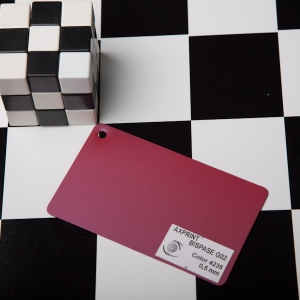 Полипропилен Bispace красный 0,5х700х1000 G02 Axprint