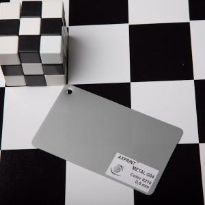 Полипропилен Metal серебряный 0,5х700х1000 G02 Axprint