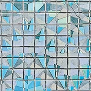 SIBU MULTISTYLE  Silver Galaxy 10x10, 980x980мм