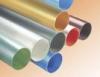 Труба акриловая titanium 50*3мм, 2м