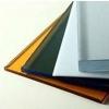 Поликарбонат монолитный 3х2050х3050мм зеленый 2650 UVP