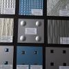 DDM K 10-40-40/B-серебряный металлик/синий, 1,4х1220х2440мм