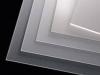 """Оргстекло """"Односторонний Сатин"""" прозрачный 4мм Plexiglas"""