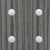 SIBU 3D Zebrano graphite touch1 Q10-60-60/ silver matt 1,2х1000х2600мм